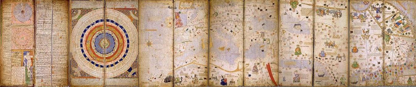Kleban.sk - Katalánsky atlas 1375