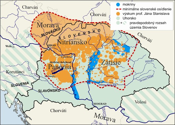 Kleban.sk - O. Cvengrosch, Slovenska zem