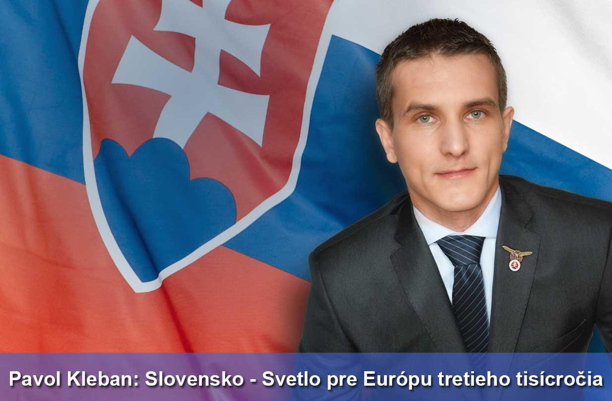 Pavol_Kleban_Slovensko_Svetlo_pre_Europu