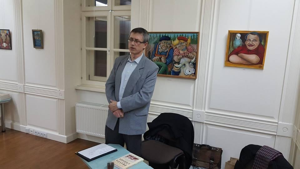 Kleban.sk Autor knihy o Velestúre Ján Ducár